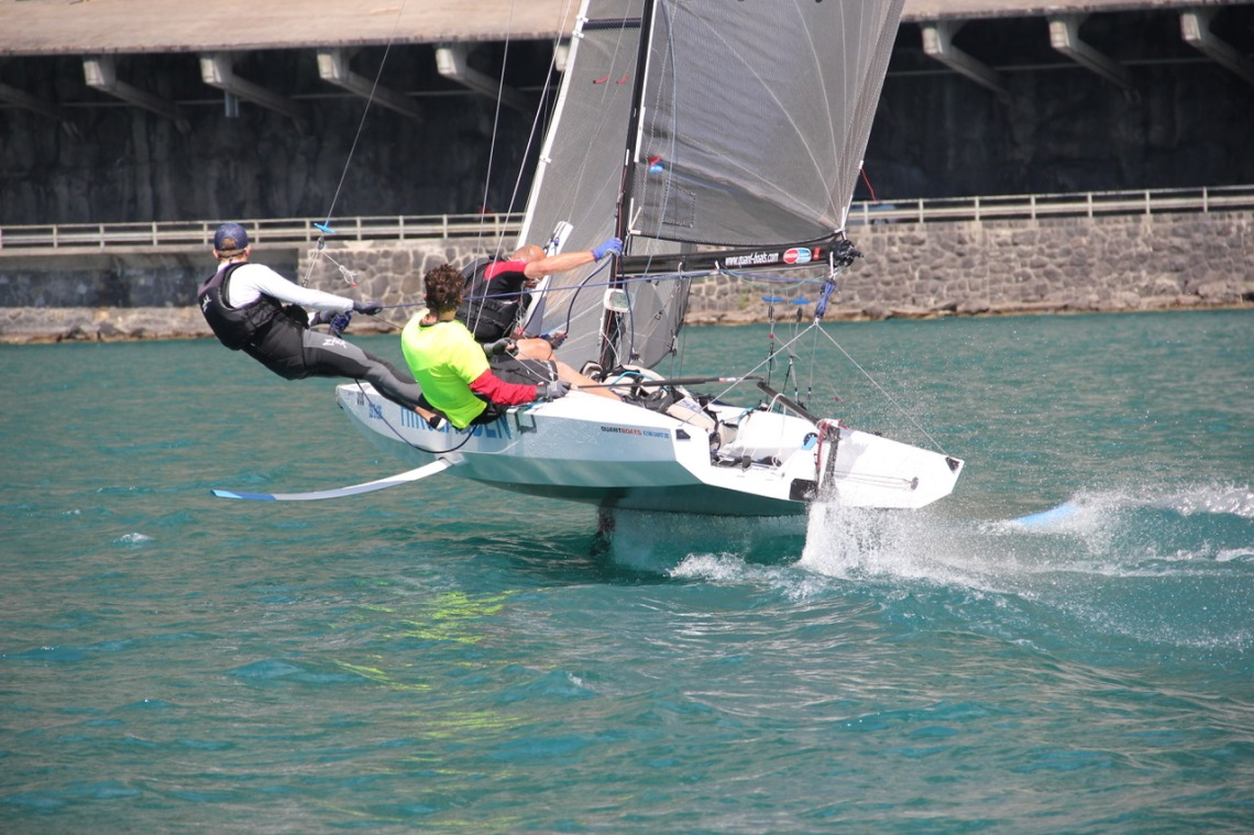 foiling school tacking soon